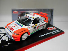 FORD ESCORT RS COSWORTH RALLY MONTE CARLO 1994 PURAS ALTAYA IXO 1/43
