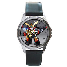 Brave King GaoGaiGar ultimate Leather Wrist Watch