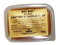Gold Label Glycerin Leather & Saddle Soap 100g, 250g, & 500g Sizes Available