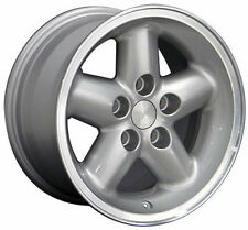 "15"" Wheels For Jeep Grand Cherokee Wrangler 15x8.0 Inch 5x114.3 Rims Set of (4)"