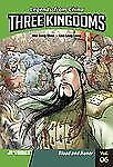 Three Kingdoms, Vol. 6: Blood and Honor-ExLibrary
