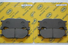 FRONT BRAKE PADS fits YAMAHA XVZ 1300 Royal Star Tour Deluxe, 05-15 XVZ1300