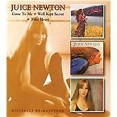 Juice Newton - Come to Me/Well Kept Secret/Take Heart (2013)  2CD  NEW/SEALED