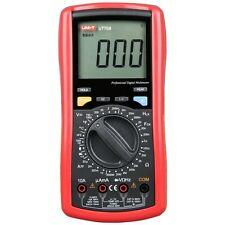 UNI-T UT70A Multi-Purpose Multimeter AC DC Current Voltage Frequency Temperature