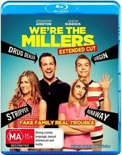 We're The Millers (Blu-ray, 2013) Extended Cut : NEW