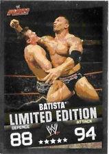 Slam Attax Evolution Batista Limited Edition