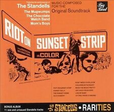 Riot on Sunset Strip/Rarities by The Standells (CD, Jun-1993, Big Beat...