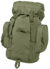 OD GREEN Military Tactical 25L Liter Rio Grande Camping Hunting Backpack 2749