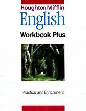 Houghton Mifflin English Workbook Plus - Practice and Enrichment