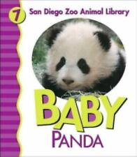 Baby Panda (San Diego Zoo Animal Library), Patricia A. Pingry, Good Book