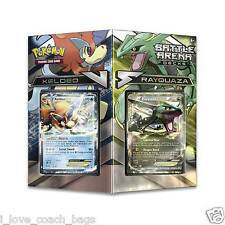 XY Battle Arena Deck: Rayquaza vs Keldeo Ex Sealed 2- 60x Pokemon Cards