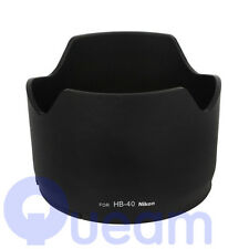 HB-40 Lens Hood For Nikon AF-S 24-70mm f/2.8G ED lens