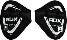 RDX Stick Palm Neoprene Weight Lifting Grips Training Gym Straps Gloves Hand GK