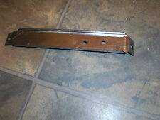 Land Rover Discovery 1 Galvanized rear Mud Flap Support Bracket Stay BTR6172
