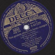 Lys Assia mit Orchester Cedric Dumont : Ein kleiner versteckter Weg