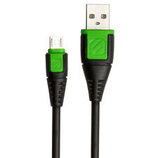 Scosche 3Ft Sync & Charge Cable for Micro USB Devices Black New