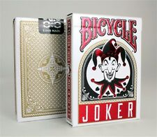 1 deck Bicycle Joker Deck Playing Cards USPCC~rare new