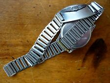 WW2  mens BONKLIP TYPE ladder MILITARY watch band STERLING pilots wings FORSTNER