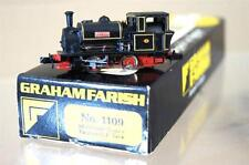 GRAHAM FARISH 1109 ARNOLD KIT BUILT 0-4-0 MANNING WARDLE SADDLE TANK LOCO SULTAN