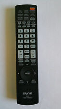 Original Sanyo GXEA TV Remote Control for HDTV LCD Television