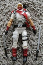 G.I. JOE STORM SHADOW NINJA COBRA POC ROC 22 RETALIATION 25TH 30TH ANNIVERSARY