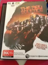 THE RED SOLSTICE (PC/DVD-ROM) Includes Exclusive Poster