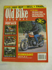 September 1994 The Old Bike Journal Magazine  (BD-34)