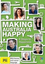 Making Australia Happy [ DVD ] Region 4, NEW & SEALED, FAST Next Day Post...8653