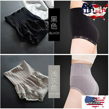 2-packs Japan Munafie  High Waist Slimming Panty Body Belly Shaper Black & Gray