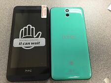 Inbox HTC Desire 610 -8GB Green (Unlocked). AT&T Excellent Cosmetic. Black Phone
