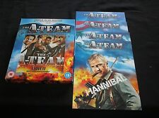 The A-Team Explosive Extended/Triple Play Edition Blu-ray - DVD - Digital Copy
