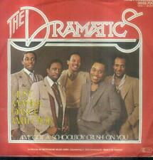 "7"" Dramatics/I Just je veux chevaucher ta Dance with you (d)"