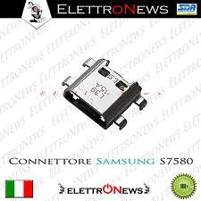 Connettore ricarica Micro Usb Samsung S7580 SM-G350 G355 Plus S7275 S7272 S7270
