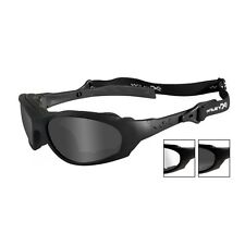 Wiley X XL-1 Changeable 2 Color Lens/Matte Black Frame Ballistic Sunglasses