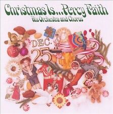 Christmas Is ... Percy Faith, His Orchestra and Chorus, New Music
