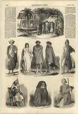 1857 Pictures From India Ganges Massacre Delhi Bloodshed Revolt Fakir
