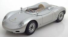 Cult Models 1958 Porsche 718R SK Spyder Monoposto Silver 1/18 Scale New In Stock