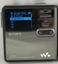 Sony MZ-RH10 Hi-MD Walkman Digital Music Player/Recorder - MZRH10 GRADE B