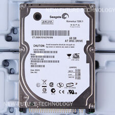 "Seagate Momentus 60 GB 7200 RPM 2.5"" HDD ST96023A PATA IDE Hard Drive For Laptop"