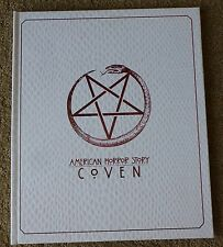 AMERICAN HORROR STORY COVEN BOOK PRESS KIT promo promotional