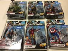 MARVEL LEGENDS AVENGERS WALMART EXCLUSIVE SET LOT FIGURES HULK HAWKEYE LOKI THOR