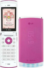 New GSM LG Dlite GD570 2MP T-Mobile Unlocked Cell Phone Pink
