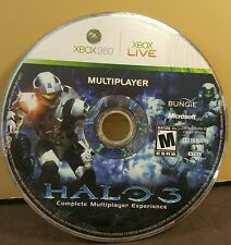 HALO 3 MULTIPLAYER DISC ONLY(XBOX 360) USED AND REFURBISHED (DISC ONLY) #10979