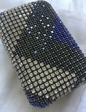 Zara Box Clutch Handbag Diamanté Elegant Bloggers Favourite BNWOT Bargain Party