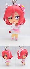 Love Live School Idol Project Swing PVC Keychain SD Maki Nishikino Figure @3020