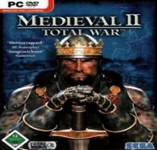 MEDIEVAL TOTAL WAR 2 in der Jewelcase Hülle Green Pepper TopZustand