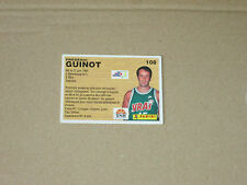 GUINOT   PAU-ORTHEZ  Carte OFFICIAL BASKET-BALL CARDS panini 1994 PRO A