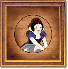Disney Limited Edition Cel, Snow White Portrait Series, Snow White, Framed, 1997