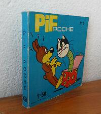 ( No Pif Gadget )  PIF  POCHE   N° 5  Très bon état      mai24