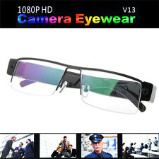 HD 1080P 5MP Digital Video Spy Hidden Camera Glasses Cam Eyewear DVR Camcorder